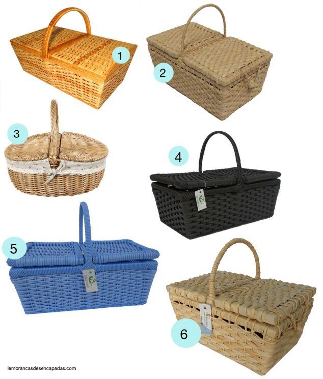 cestas piquenique