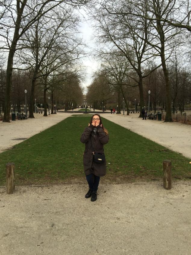 também no Parque Bruxelas